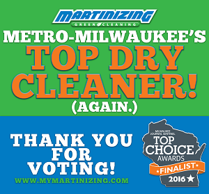 Metro Milwaukee Top Dry Cleaner